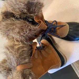 SOREL Joan of Arctic Waterproof Winter Boots 10.5